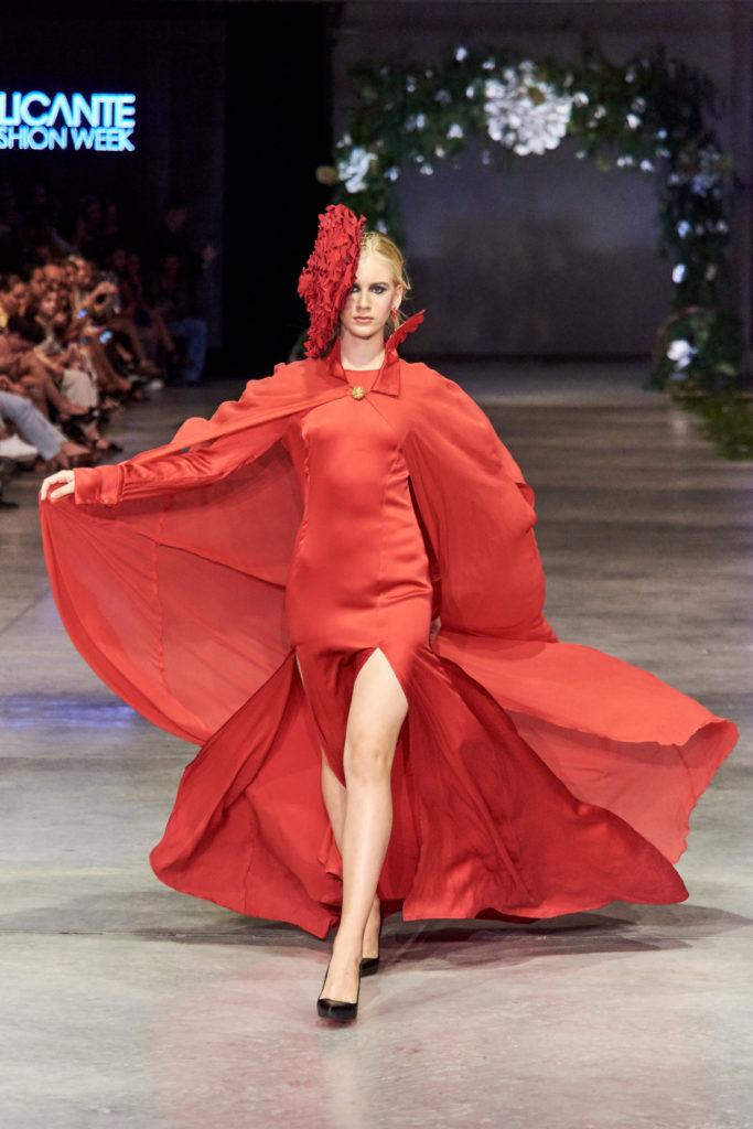 Fotografia desfiles de moda